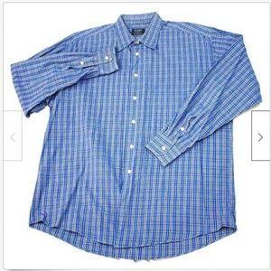 Gitman Bros Brothers Long Sleeve Button Front Shir